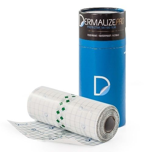 Dermalize Protective Tattoo Film - Rotolo 15cmx10m